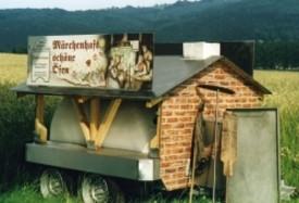 Jörg Weißbach Sachsen fahrender Backofen